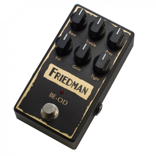 Friedman BE-OD Brown Eye Overdrive