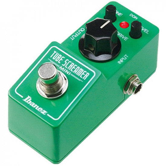 New Gear Day Ibanez TS Mini Tube Screamer Overdrive