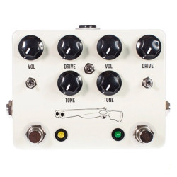 JHS Pedals Double Barrel Overdrive Guitar Pedal