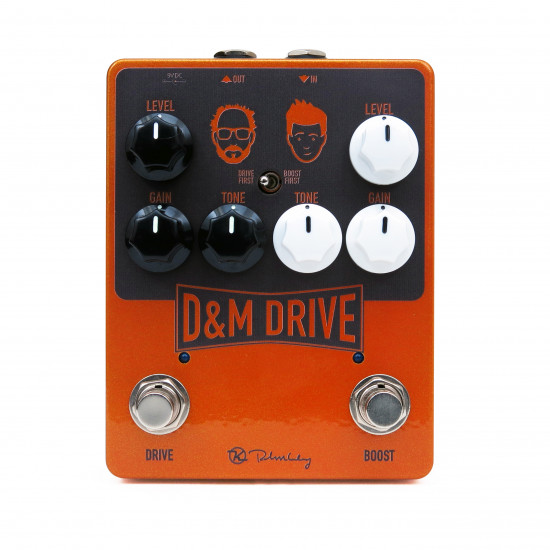 New Gear Day Keeley D&M Drive