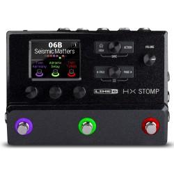 Line 6 HX Stomp Ultra-Compact Professional-Grade Multi-Effects Processor