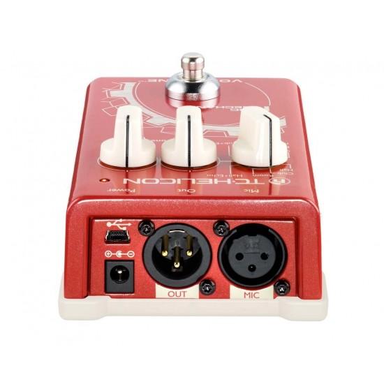 TC Helicon VoiceTone Mic Mechanic