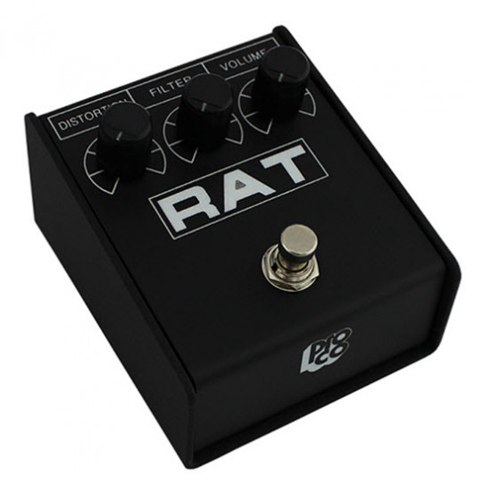 New Gear Day Pro Co Rat 2 Distortion / Fuzz / Overdrive Pedal