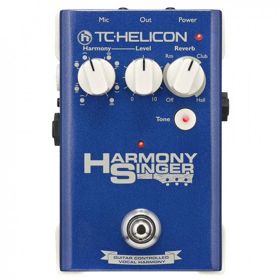 New Gear Day TC Helicon Harmony Singer