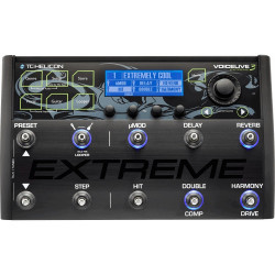 TC Helicon Voicelive 3 Extreme Vocal & Guitar FX Processor