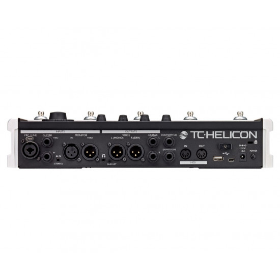 New Gear Day TC Helicon VoiceLive 3 Vocal FX Guitar FX Multi-Looper Processor