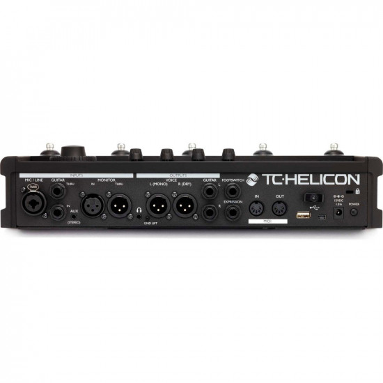 New Gear Day TC Helicon Voicelive 3 Extreme Vocal & Guitar FX Processor