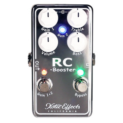 Xotic Effects RC Booster Version 2