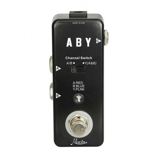 New Gear Day Rowin ABY LEF-330 Line Selector Pedal