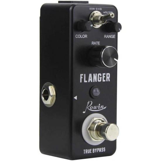 Rowin Flanger LEF-312 Flanger Guitar Effects Pedal