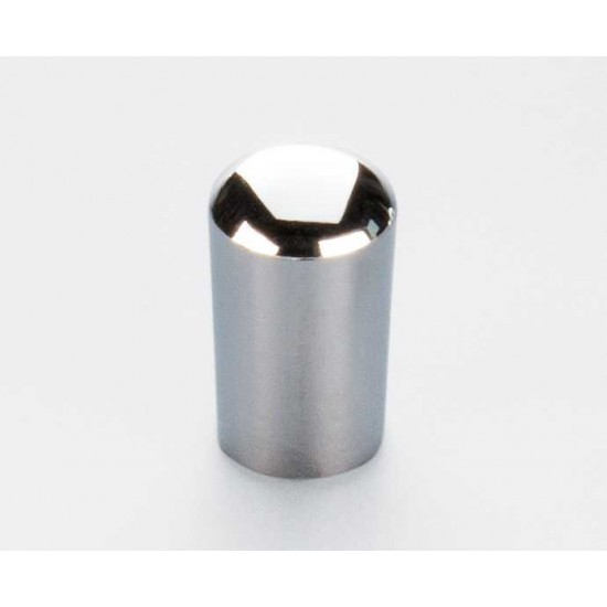 Schaller 3-Way Switch Tip In Chrome Plate, Fits Most Us Gibson Guitars
