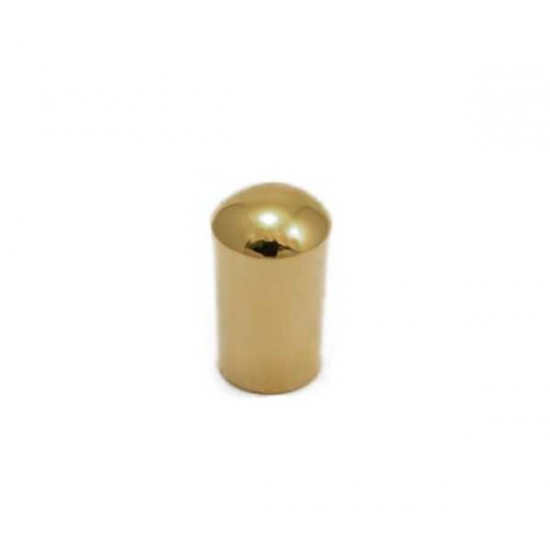 Schaller 3-Way Switch Tip In Gold Plate, Fits Most Us Gibson Guitars