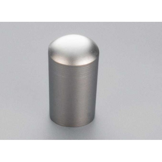 Schaller 3-Way Switch Tip In Satin Chrome, Fits Most Us Gibson Guitars