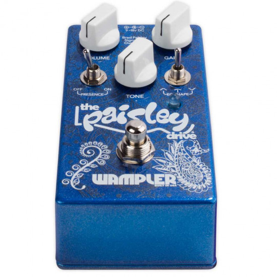 New Gear Day Wampler Paisley Drive