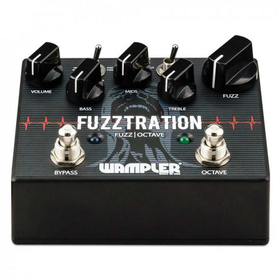 New Gear Day Wampler Fuzztration