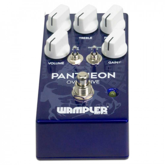 New Gear Day Wampler Pantheon Overdrive