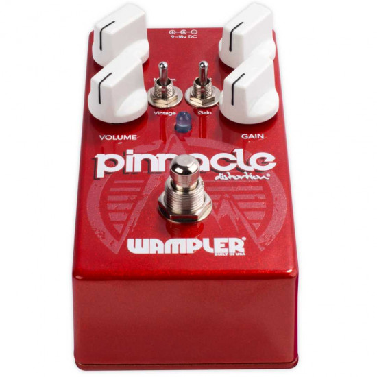 New Gear Day Wampler Pinnacle Standard