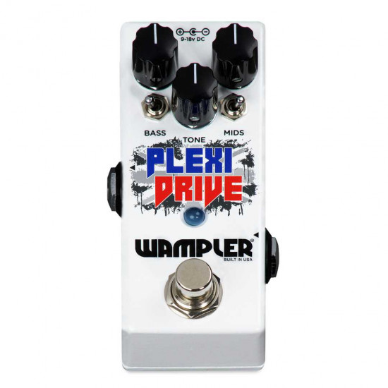 New Gear Day Wampler Plexi-Drive Mini Overdrive Pedal