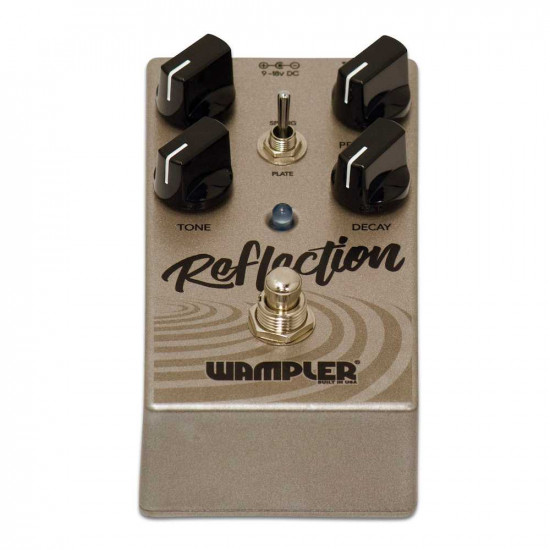 New Gear Day Wampler Reflection