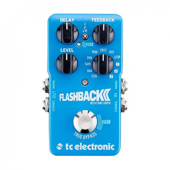 New Gear Day TC Electronic Flashback 2 Delay and Looper