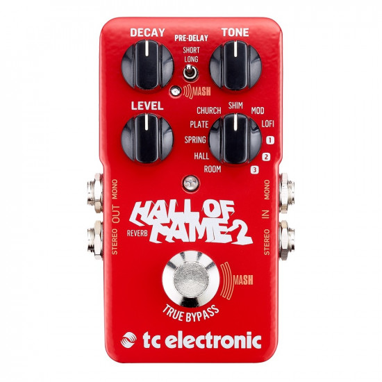 New Gear Day TC Electronic Hall of Fame 2 Reverb