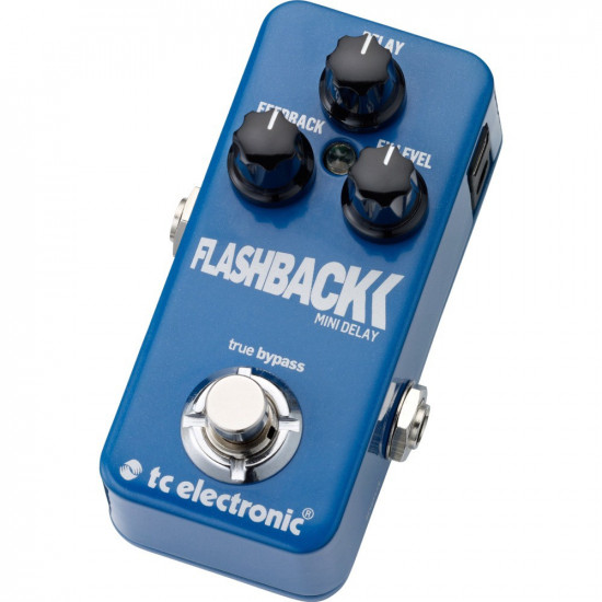 New Gear Day TC Electronic Flashback Delay Mini