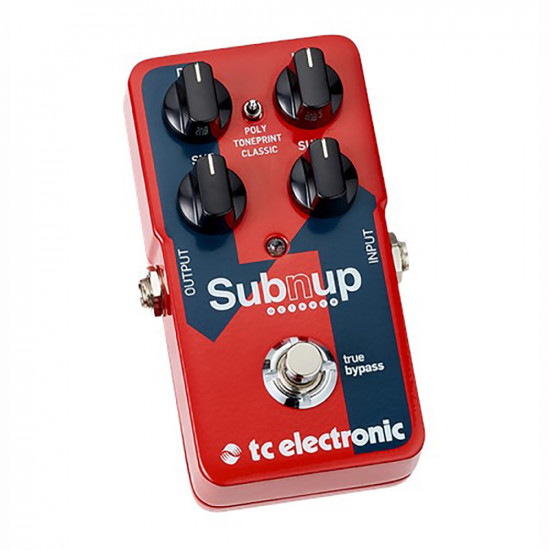 New Gear Day TC Electronic Sub 'N' Up Octaver
