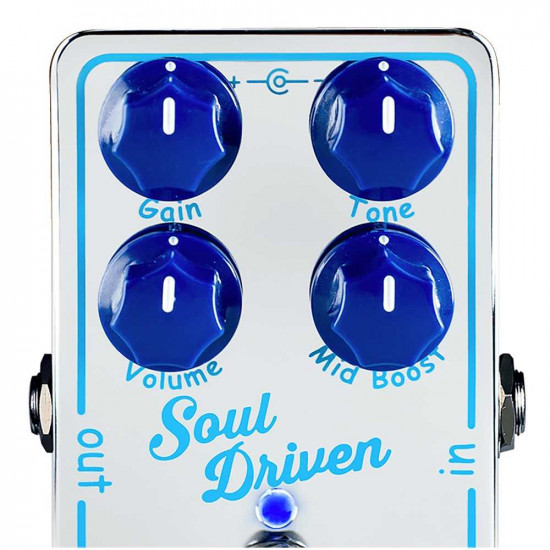 Xotic Effects SD1 Soul Driven Overdrive Guitar Effects Pedal