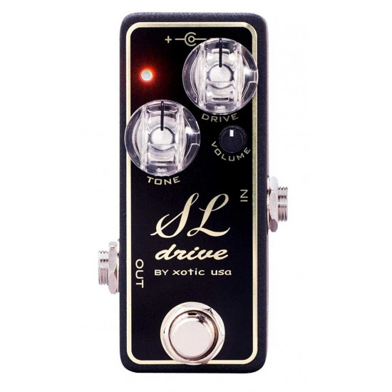 New Gear Day Xotic Effects SL Drive Pedal